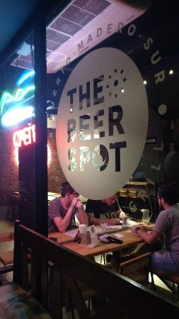 Fort Edward, Estado de Nueva York: The Beer Spot and Grill