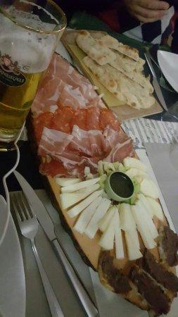 Excelente cena