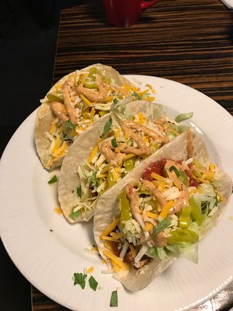 Ashburnham, MA: Chicken Tacos