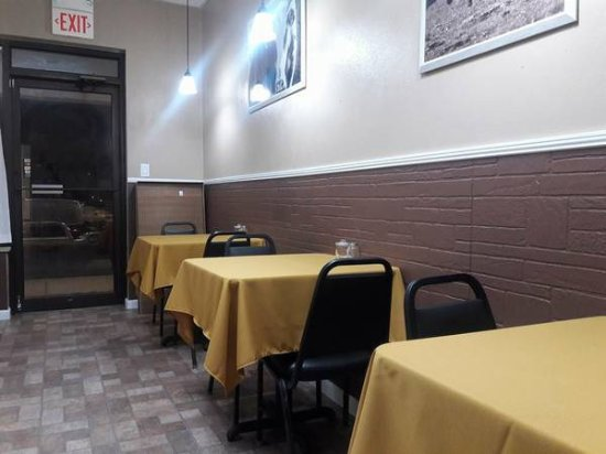 O'Fallon, IL: Los Gauchos Dining Area