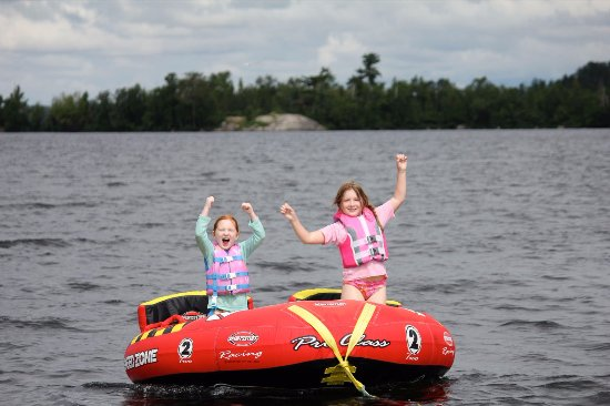 Cook, MN: Tubing