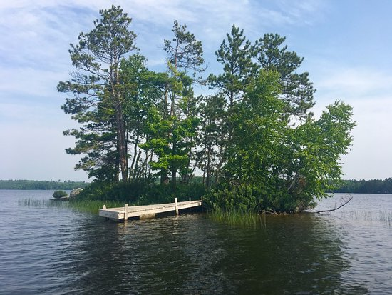 Cook, MN: Our Picnic Island