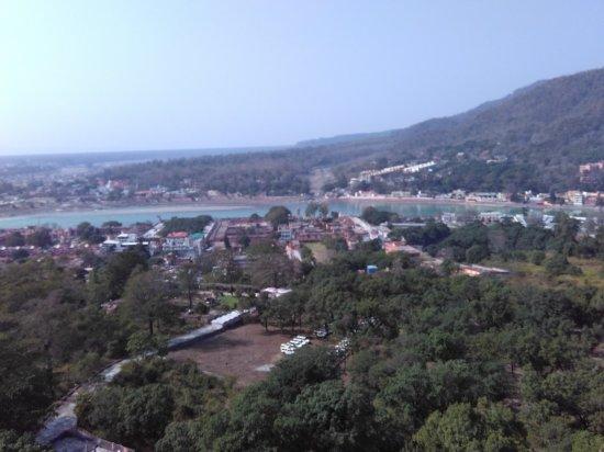 Rishikesh, India: way of temple