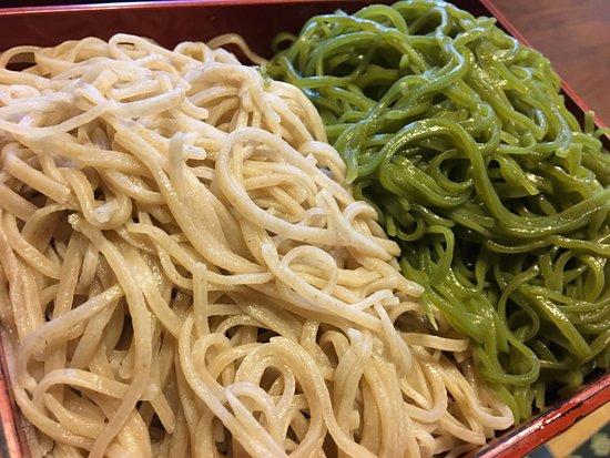 神栖市, 茨城県, 二色蕎麦。。