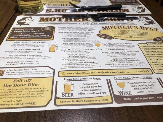 top gun steak house menu