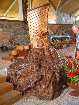 Marquesasinseln, Französisch-Polynesien: Visite des Isles Marquis avec Aranui 3 2011