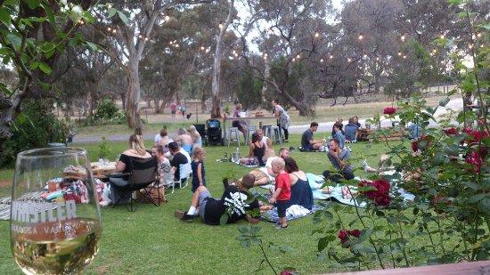 Marananga, Avustralya: Sit back and relax!