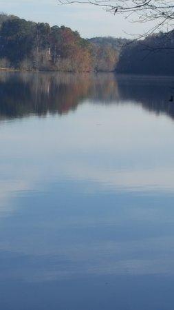 Sandy Springs, GA: Bull Sluice Lake