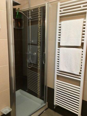 Castelpagano, Italien: Camera Matrimoniale con bagno privato