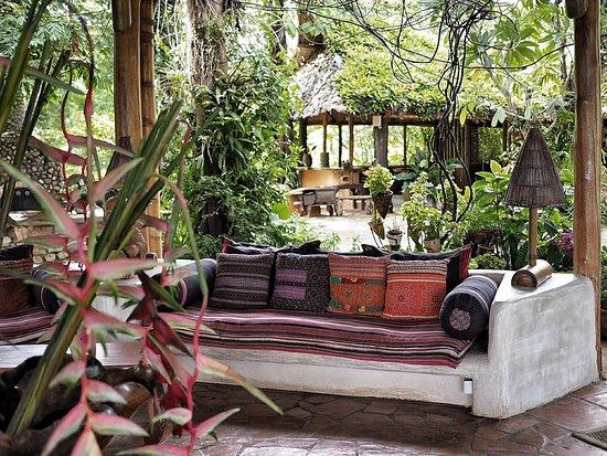 Mae Chan, Thailand: Reception Sala