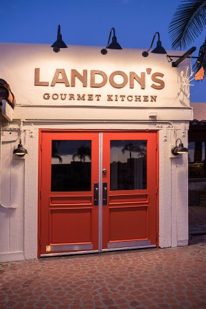 San Marcos, Kalifornia: Welcome to Landon's!