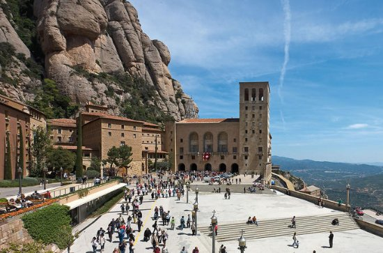Half-Day Montserrat Tour with Small...