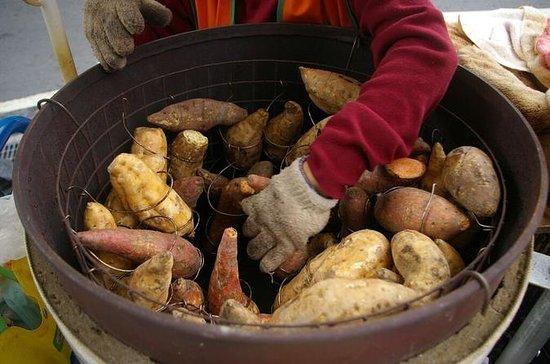 Small Group Sweet Potato Mama Project