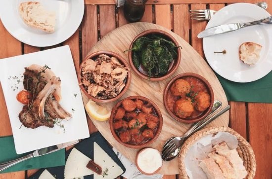 Small Group: Tapas Guided Tour in...