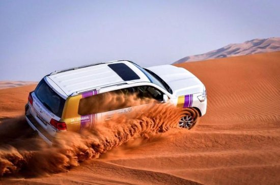 Dubai Desert Safari with  BBQ And  4W ...