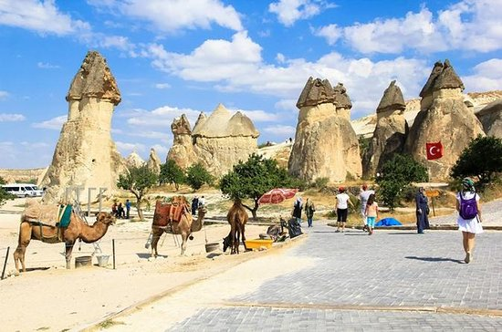 Tour giornaliero della Cappadocia