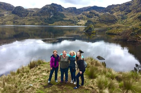 Cajas National Park Group Tour