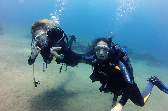 20-Hour Diving Course in Sardina del