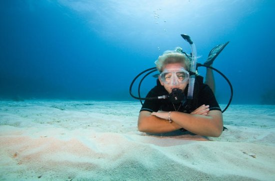 3-Hour Scuba Diving-doop in het ...