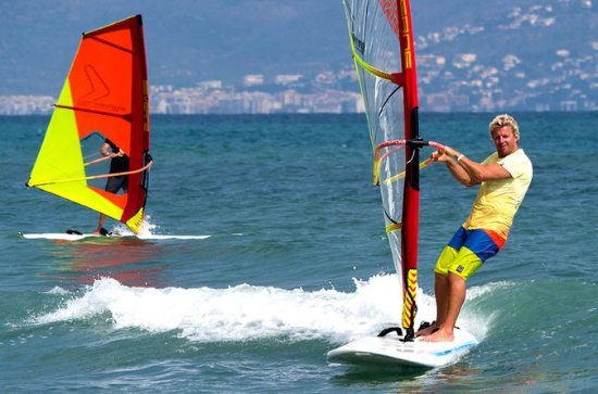 2-Hour Private Windsurfing Course at El Médano beach in Tenerife