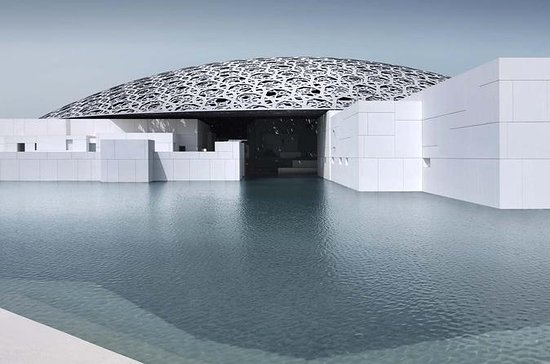 Louvre Museum Abu Dhabi and Grand ...