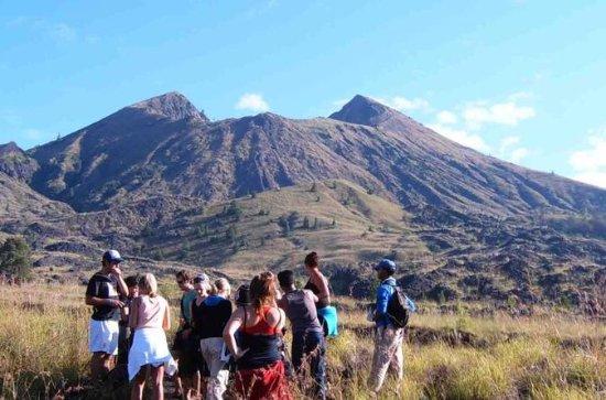 Mount Batur Sunrise Bali Trekking And...