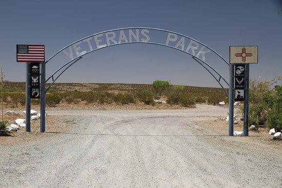 Lordsburg, NM: Veterans Park