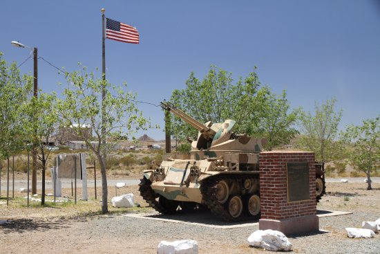 Lordsburg, NM: Veterans Park