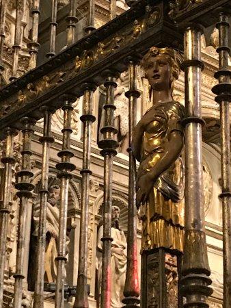 Catedral Primada : Interior Details