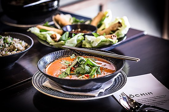 Richmond, Australien: Duck Curry with Lychees