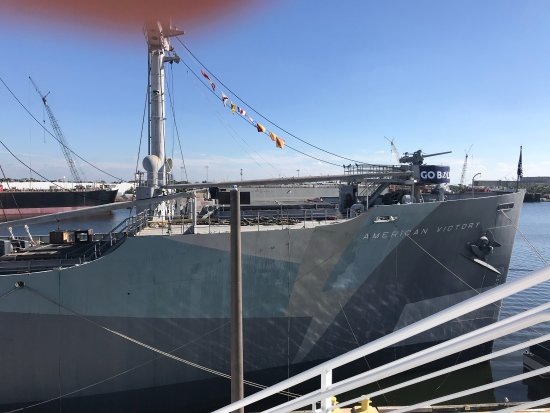 SS American Victory Mariners' Memorial and Museum Ship: photo4.jpg