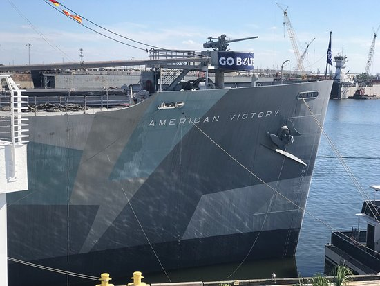 SS American Victory Mariners' Memorial and Museum Ship: photo5.jpg