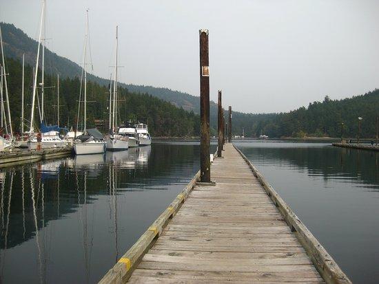 Duncan, Canada: Genoa Bay.