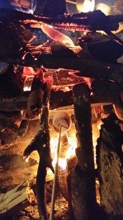 Arroyo Seco, México: Un bomboncito a las brasas