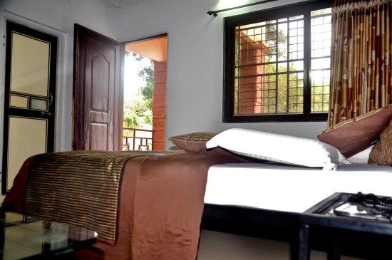 Panhala, India: Deluxe Room