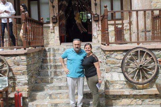 Şirince Artemis Restaurant ve Şarap Evi: ünlülerin adresi