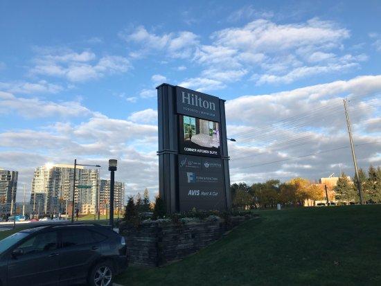 Markham, Canadá: Hilton