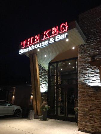 The Keg Steakhouse & Bar: Kek