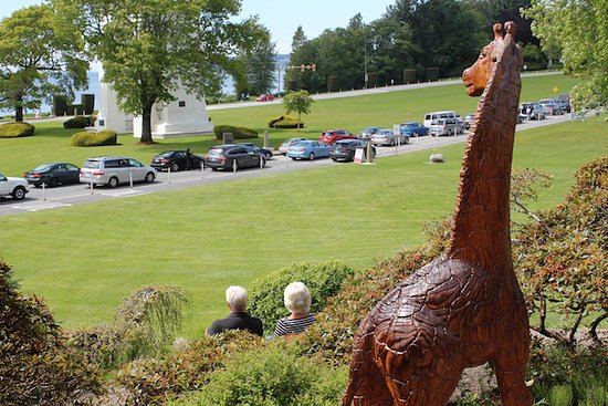 Blaine, Waszyngton: Annual Sculpture Exhibition May 1 to October 1st