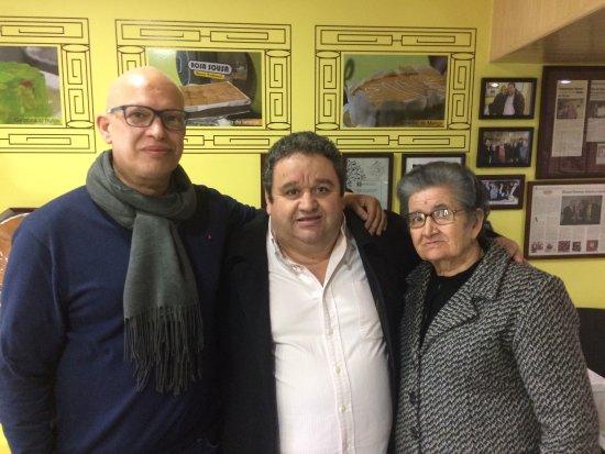 Felgueiras, Portugal: Doçaria Rosa Sousa