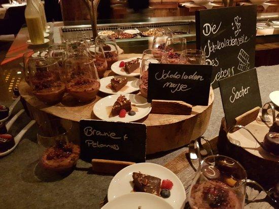 Hotel Jungbrunn - Das Alpine Lifestyle Hotel: Dessert