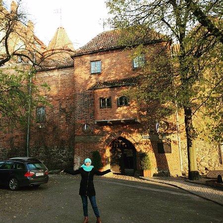 Ketrzyn, Polen: маленький замок