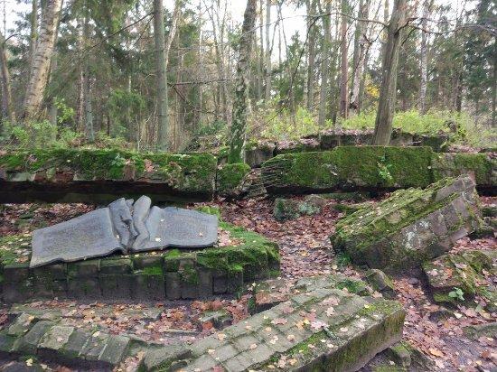 Gierloz, Polen: Место покушения