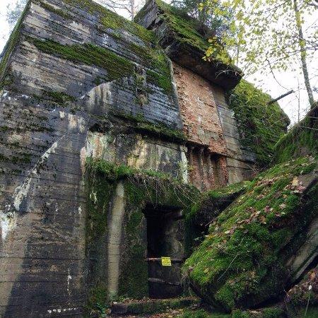 Gierloz, Polen: Бункер Гитлера