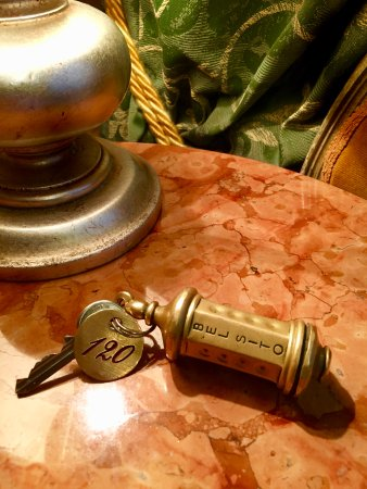 Bel Sito e Berlino: You leave the key with reception when you go out.