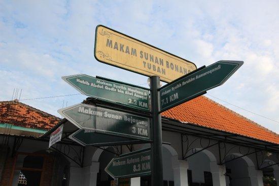 Tuban, Indonesien: Ziarah sunan Bonang