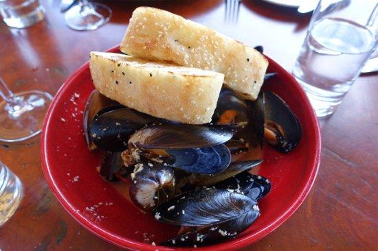 Bermagui, Australia: Mussels