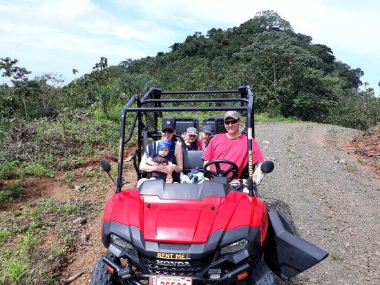Playa Samara, Costa Rica: Samara Quad Adventure