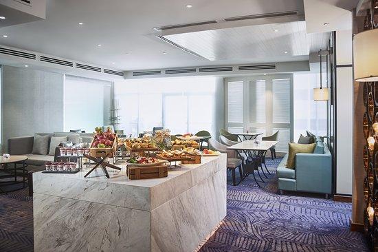 Amari Johor Bahru: Executive Club Lounge