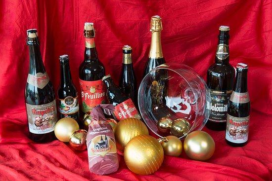 Nonantola, Italia: le birre di Natale...